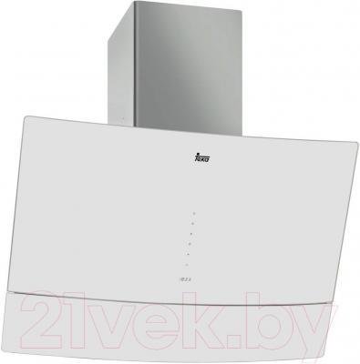 Вытяжка декоративная Teka DVU 590 / 40491315 (белый) - общий вид