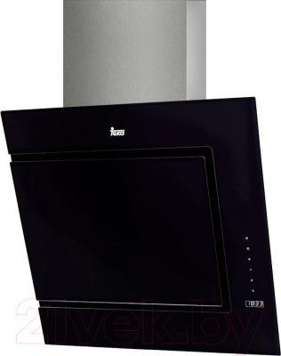 Вытяжка декоративная Teka DVC 560 / 40491330 (черный) - общий вид
