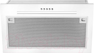 Вытяжка скрытая Teka GFG 2 / 40446751 (белое стекло)