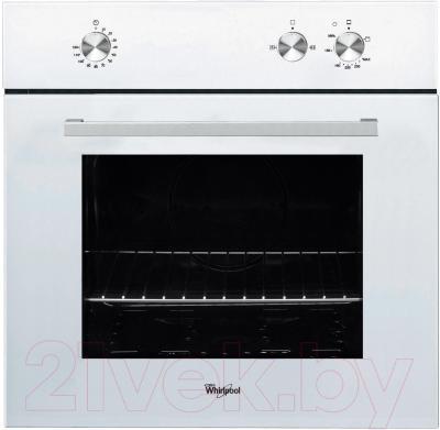 Газовый духовой шкаф Whirlpool AKP 807 WH - общий вид