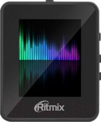 MP3-плеер Ritmix RF-4150 (черный) - общий вид