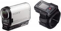Экшн-камера Sony HDR-AS200VR (с подводным боксом) -