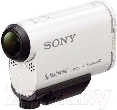 Экшн-камера Sony HDR-AS200VT (корпус + дорожный набор)