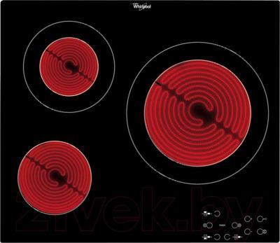 Электрическая варочная панель Whirlpool AKT 8030/NE - общий вид