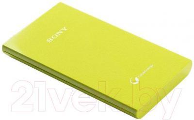 Портативный аккумулятор Sony CP-V5G - вполоборота