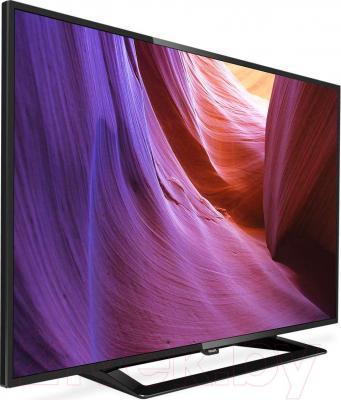 Телевизор Philips 32PHT4100/60 - вид сбоку
