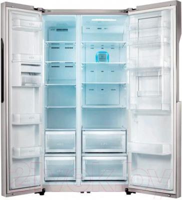 Холодильник с морозильником LG GC-M237JMNV - внутренний вид