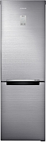 Холодильник с морозильником Samsung RB33J3420SS/WT -