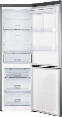 Холодильник с морозильником Samsung RB33J3420SS/WT - камеры хранения
