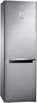 Холодильник с морозильником Samsung RB33J3420SS/WT - общий вид