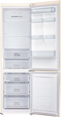 Холодильник с морозильником Samsung RB37J5250EF/WT - внутренний вид