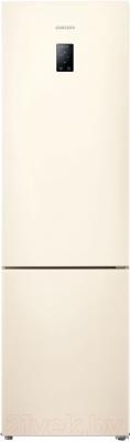 Холодильник с морозильником Samsung RB37J5250EF/WT - вид спереди
