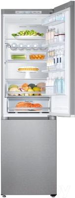 Холодильник с морозильником Samsung RB41J7751SA/WT - камеры хранения