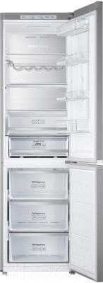 Холодильник с морозильником Samsung RB41J7751SA/WT - внутренний вид