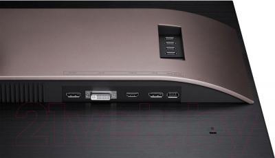 Монитор Samsung S27D850T (LS27D85KTSN/CI) - выходные разъемы