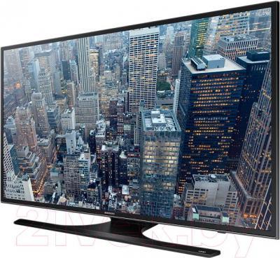 Телевизор Samsung UE40JU6400U - вполоборота