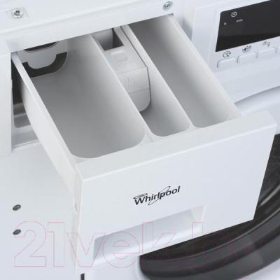 Стиральная машина Whirlpool AWOC 0614 - кювета для порошка