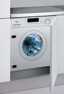 Стиральная машина Whirlpool AWOC 0614 - пример встраивания