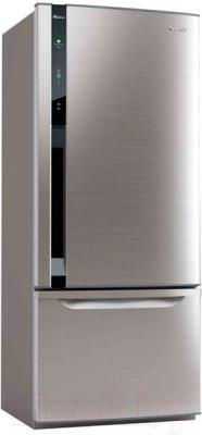Холодильник с морозильником Panasonic NR-BY602XSRU - общий вид