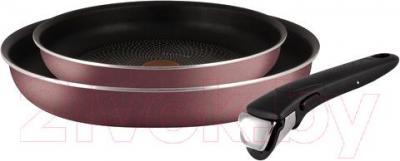 Набор кухонной посуды Tefal Ingenio L0349052 - общий вид набора