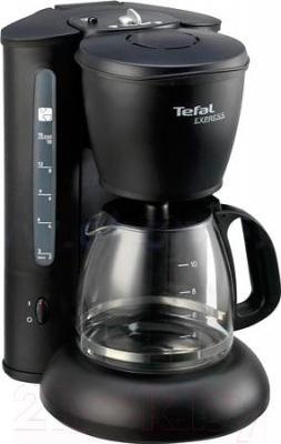 Капельная кофеварка Tefal Express CM410530 - общий вид