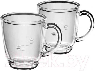 Набор для чая/кофе Krups XS801000 - общий вид набора