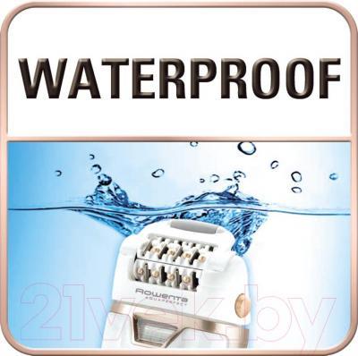 Эпилятор Rowenta Aquaperfect Swarovski EP9134D0 - водозащита