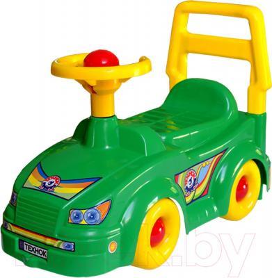 Каталка детская ТехноК Автомобиль для прогулок (2483) - модель по цвету не маркируется