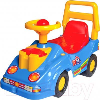 Каталка детская ТехноК Автомобиль для прогулок (2490)