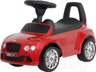 Каталка детская Chi Lok Bo Bentley Continental GT 326 (красный) - модель по цвету не маркируется