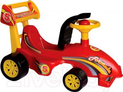 Каталка детская ТехноК Автомобиль для прогулок 3084 - модель по цвету не маркируется