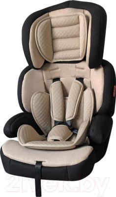 Автокресло Lorelli Junior Premium (Beige) - общий вид