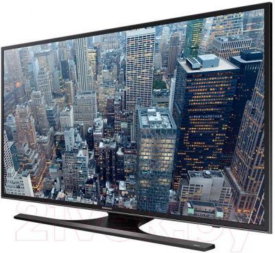 Телевизор Samsung UE40JU6430U - вполоборота