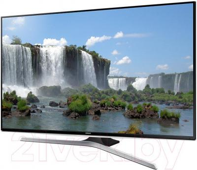 Телевизор Samsung UE48J6300AU - вполоборота