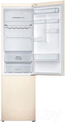 Холодильник с морозильником Samsung RB37J5240EF/WT - холодильная камера
