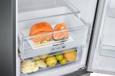 Холодильник с морозильником Samsung RB37J5240SA/WT - зона свежести