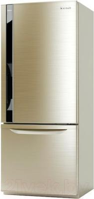 Холодильник с морозильником Panasonic NR-BY602XCRU - общий вид