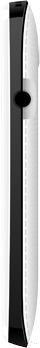 Мобильный телефон Micromax X2050 (белый) - вид сбоку