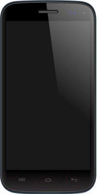 Смартфон Micromax Canvas Turbo Mini A200 (темно-синий) - общий вид