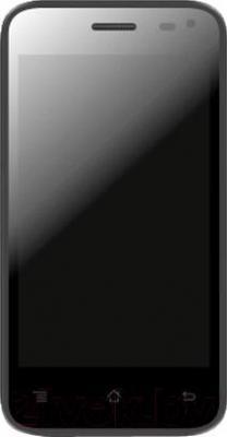 Смартфон Micromax A79 (черный) - общий вид