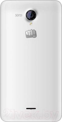 Смартфон Micromax Canvas Viva A106 (белый)