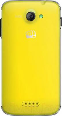 Смартфон Micromax Canvas Unite A092 (желтый)