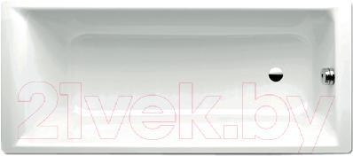 Ванна стальная Kaldewei Puro 653 (180x80) - общий вид