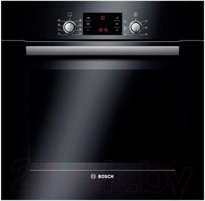 Электрический духовой шкаф Bosch HBG43T360R - общий вид