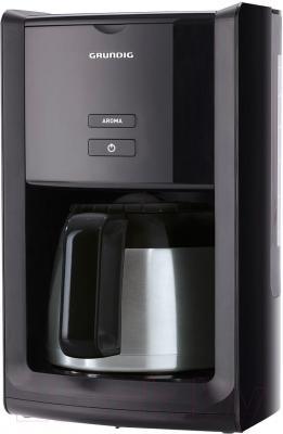Капельная кофеварка Grundig KM8280 - общий вид