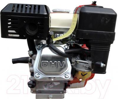 Двигатель бензиновый ZigZag GX 120 (160F/P-P1) - вид сзади
