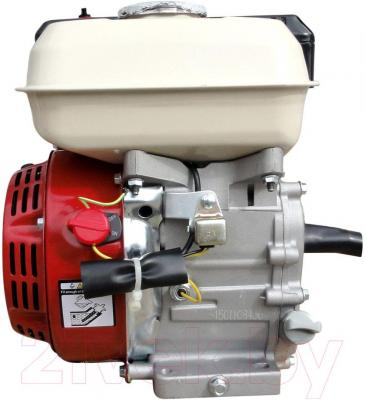 Двигатель бензиновый ZigZag GX 120 (160F/P-P3) - вид сбоку