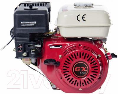 Двигатель бензиновый ZigZag GX 200 (168F/P-2-D1) - общий вид