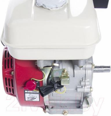 Двигатель бензиновый ZigZag GX 200 (168F/P-2-D1) - вид сбоку