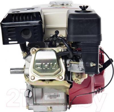 Двигатель бензиновый ZigZag GX 200 (168F/P-2-D1) - вид сзади